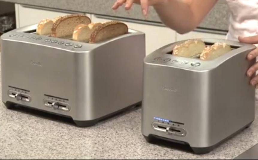 Breville Die Cast 2-Slice Smart Toaster Oven