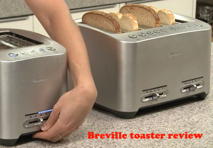 Breville toaster review