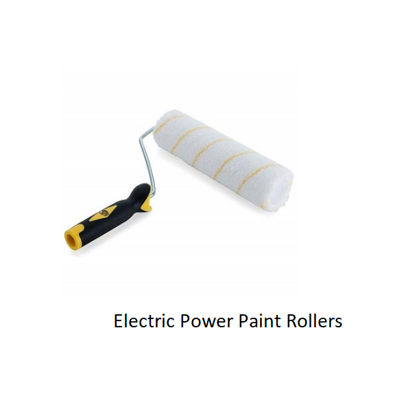 Electric Power Paint Rollers