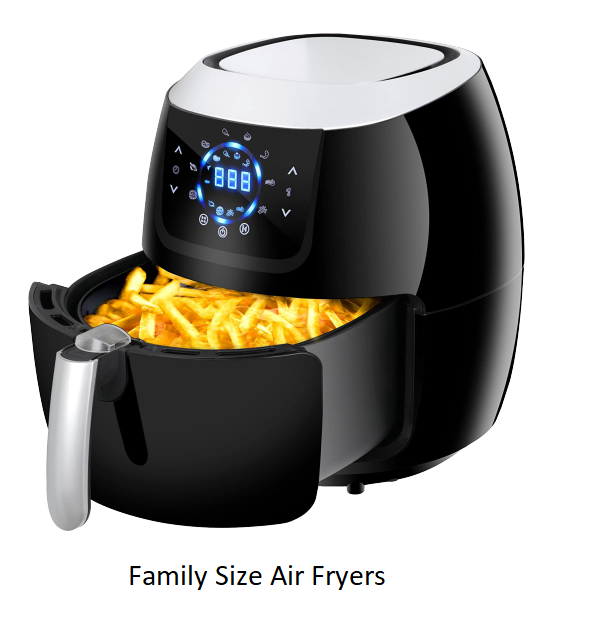 Family Size Air Fryers