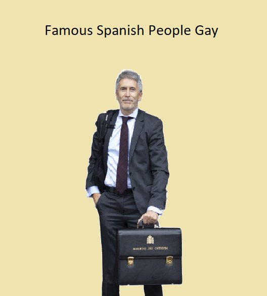 Famous Spanish People Gay